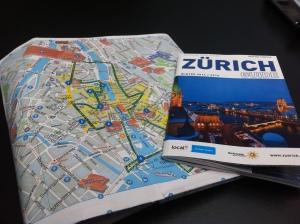 Day trip planning to Zurich