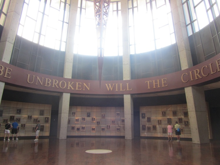 The Country Music Hall of Fame Rotunda