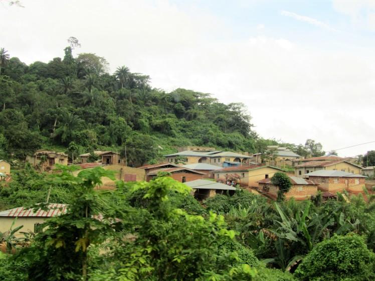 Nigerian lands