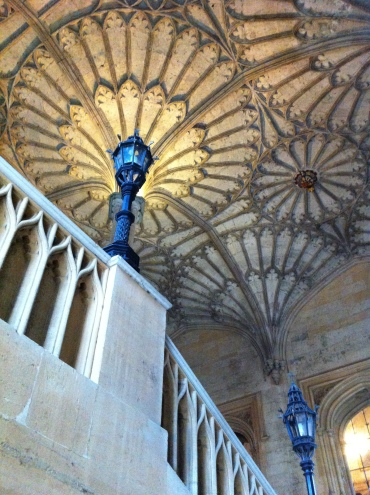 In Christ Church - all about the angles