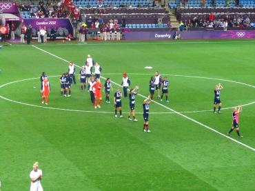 Team GB vs. Canada - Women's Football