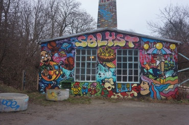 The school for the children of Christiania