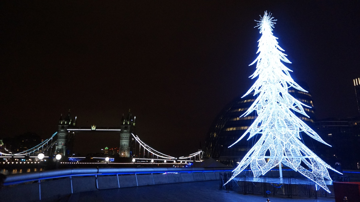 Christmas Tree Hunting in London – The Five to Nine Traveller
